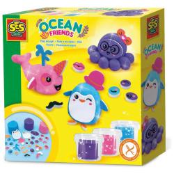 Play dough - Ocean Friends