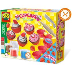 Play dough - Cupcakes