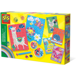 Quilling sticker cards