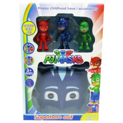 SuperHero Set Blue - PJ Masks