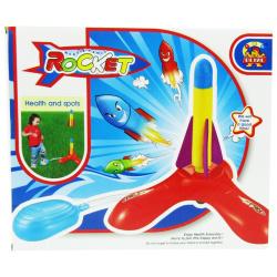 Beise Aerodynamic Rocket