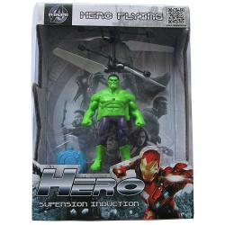 Hero Flying - Hulk