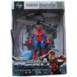 Hero Flying - Spider Man