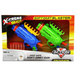 X-Treme Shot Soft Dart Gun