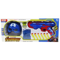 Avengers Infinity War Power Gun
