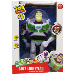 Buzz Lightyear with Sounds & Lights