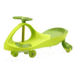 Plasma Car Ride-On - Green