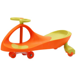 Plasma Car Ride-On - Orange