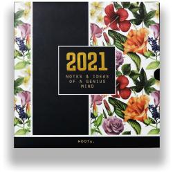 2021 Noota Agenda Gift Pack - Hibiscus Flower
