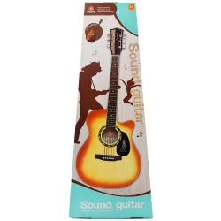 Sound Guitar Magical World Of Music