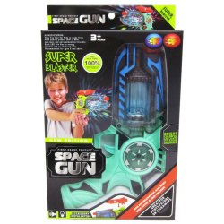 Super Plaster Space Gun with Lights & Sounds - Random Pick