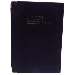 2021 Quarto Agenda - Black
