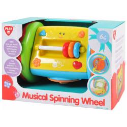 Musical Spinning Wheel