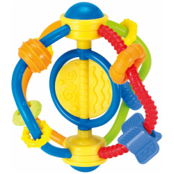 Grip Play Rattle