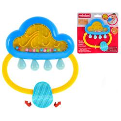 Baby Rattle - Rain Cloud