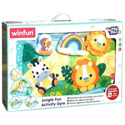 Jungle Fun Activity Mat