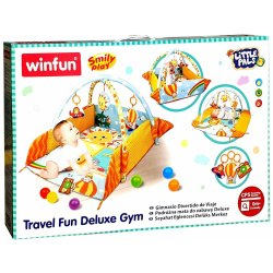 Travel Fun Deluxe Gym