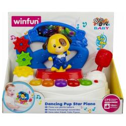 Dancing Pup Star Piano