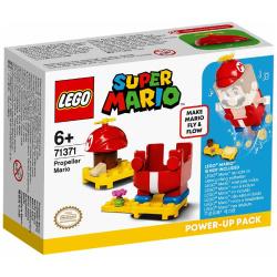 Super Mario Propeller Power-Up Pack - 13 Pcs