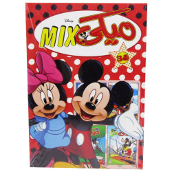 Bedstories - Mickey Mix Number 38