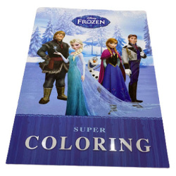 Super Colouring Book A3 - Frozen