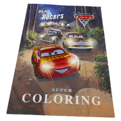 Super Colouring Book A3 - We Are Race