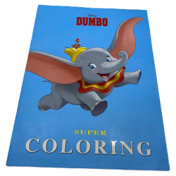 Super Colouring Book A3 - Dumbo