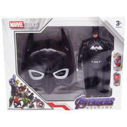 Marvel Studio Figure With Mask - Bat Man