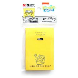 Sticky Note Sponge Bob 5.1 x 7.6 CM
