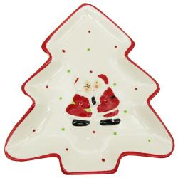 Christmas Snacks Dish