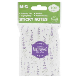 Sticky Note Lavender 5.1 x 7.6 cm - Random Pick