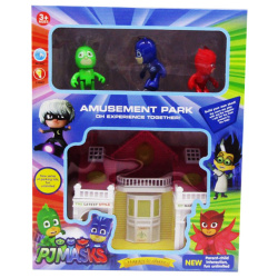 Amusement House with Lights & Music - PJ Masks