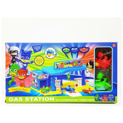 Gas Station - PJ Masks