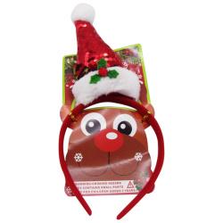 Christmas Headbands - Santa Claus Hat