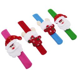 Fur Christmas Bracelet 22 cm - Random Pick