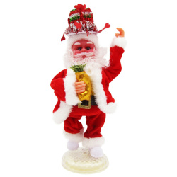 Santa Claus with Lights & Sounds