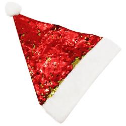 Sequin Christmas Hat