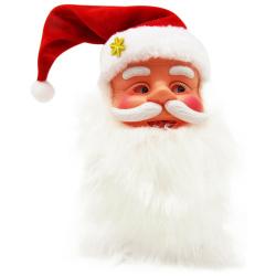 Santa's Claus Head
