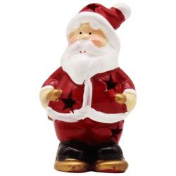 Santa Claus Lantern with Lights - Random Pick