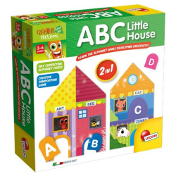 ABC Little House - 76 Pcs