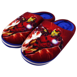 Winter Slipper Iron Man