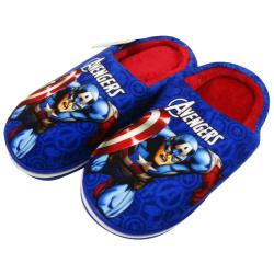 Winter Slipper Captain America