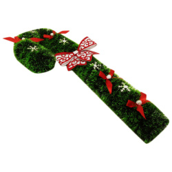 Christmas Cane - Green