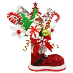 Santa Claus Bouquet Shoes - Random Pick