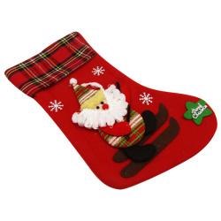 Large Socks - Santa Claus