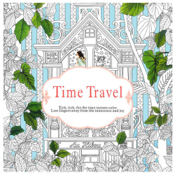 Coloring Book - Time Travel