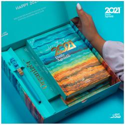 2021 Agenda Gift Box - Love The Sea