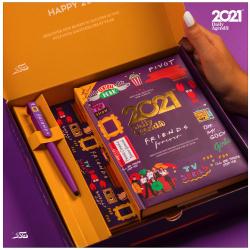 2021 Agenda Gift Box - Friends
