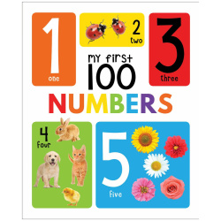 My First 100 Book - Numbers