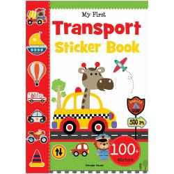 Stickers Book - Transport